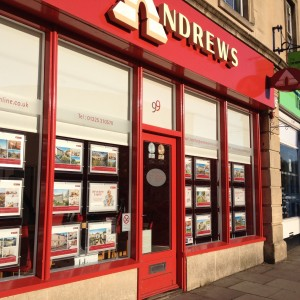 Estate Agents- commercial window cleaning, Bath
